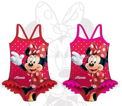 455565a3b9 Dívčí plavky MINNIE (růžové)