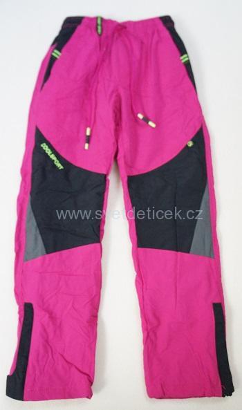 Dívčí zateplené kalhoty GRACE de7baa4c595