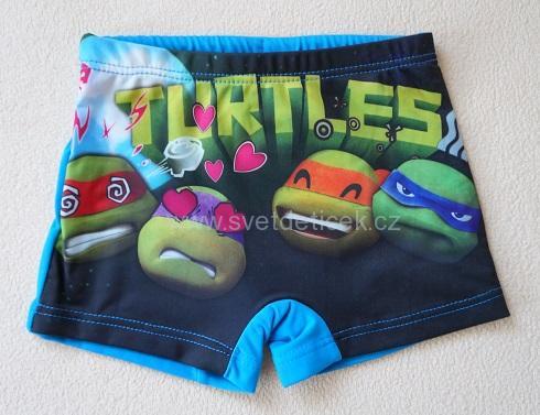 Chlapecké plavky želvy Ninja, vel.104