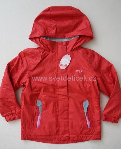 Šusťáková bunda WOLF, vel.110