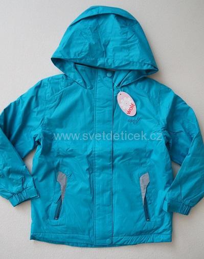 Šusťáková bunda WOLF, vel.116