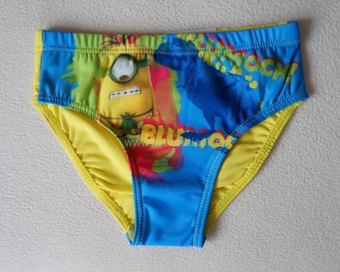 Chlapecké plavky MINIONS, vel.104