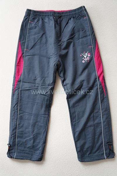 Dětské zateplené kalhoty KUGO, vel.110