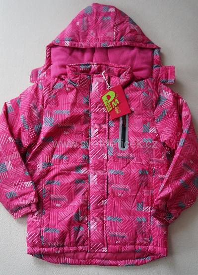 Dívčí zimní bunda Monellina, vel.158/164