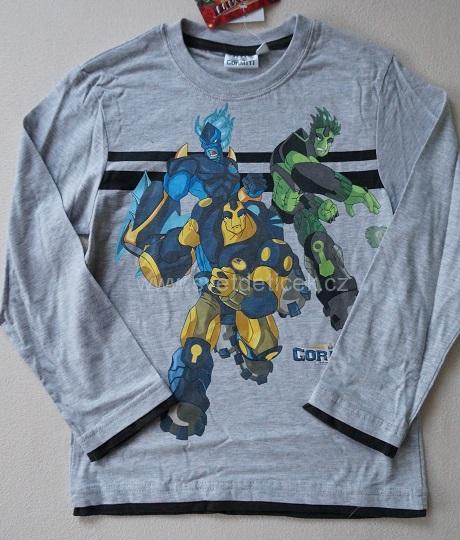 Chlapecké tričko Gormiti, vel.110