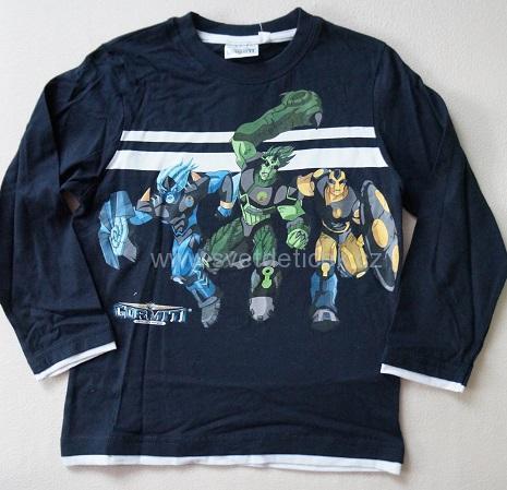 Chlapecké tričko Gormiti, vel.122