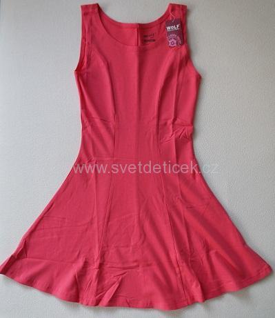 Dívčí šaty WOLF, vel.164/170