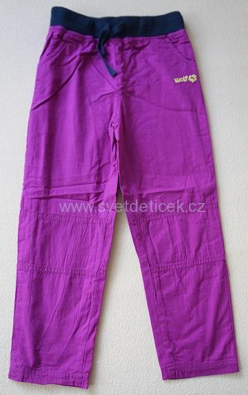 Dětské kalhoty WOLF, vel.110
