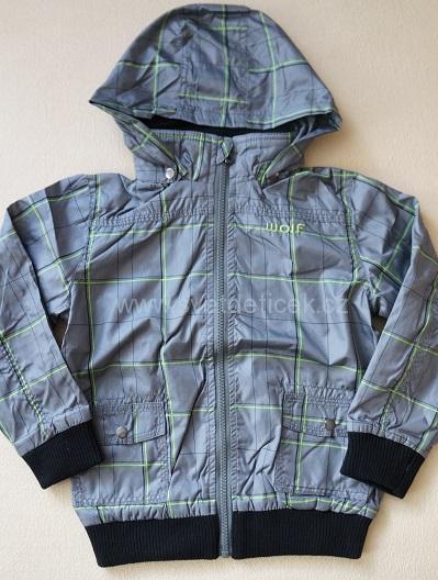 Chlapecká jarní bunda WOLF, vel.128