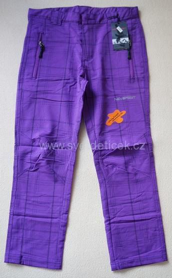 Dětské outdoorové kalhoty NEVEREST, vel.146