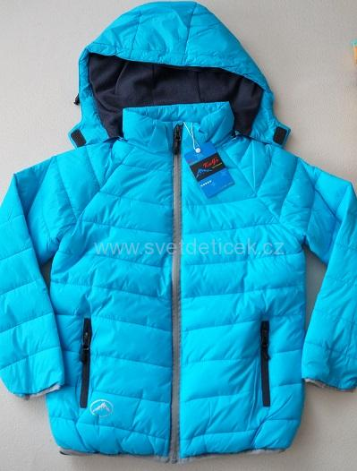 Dětská zimní bunda KUGO, vel.140