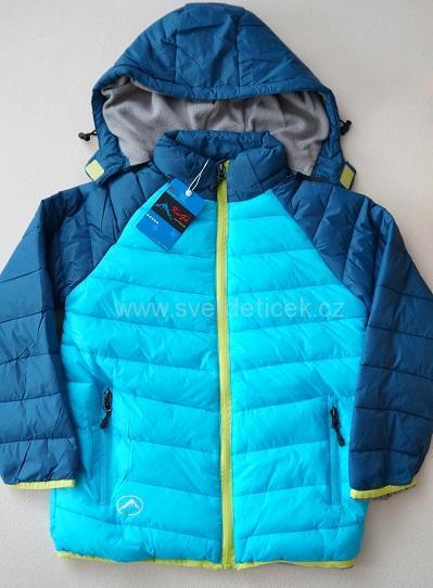 Dětská zimní bunda KUGO, vel.146