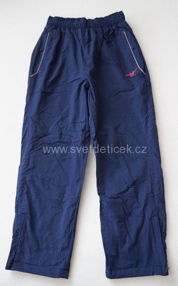 Dívčí zateplené kalhoty WOLF, vel.152