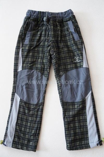 Dětské zateplené kalhoty Grace, vel.128