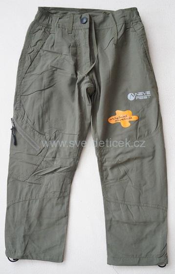 Dětské zateplené kalhoty Neverest, vel.158