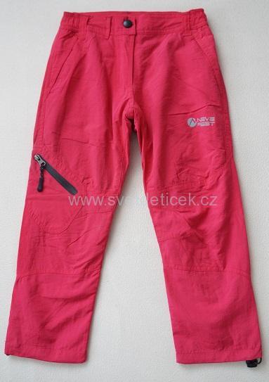 Dívčí zateplené kalhoty Neverest, vel.158