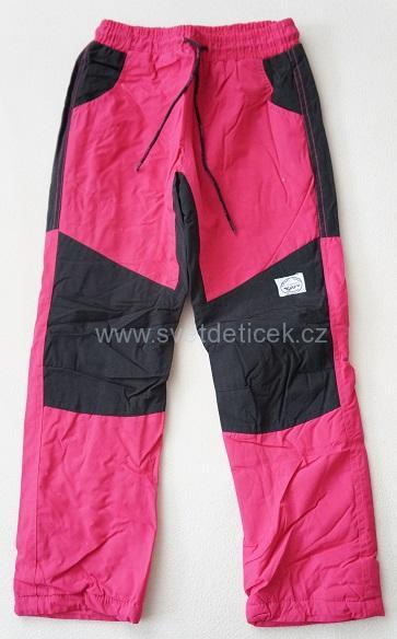Dívčí zateplené kalhoty Grace 03aecd3877c