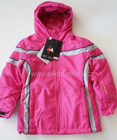 Dětská zimní bunda Neverest, vel.116