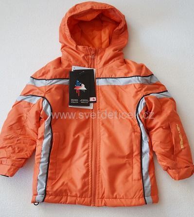 Dětská zimní bunda Neverest, vel.122