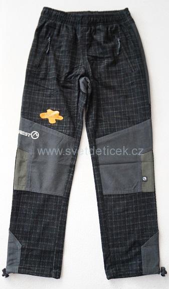 Chlapecké outdoorové kalhoty NEVEREST, vel.146