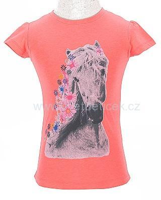 Dívčí tričko WOLF a3457a8746