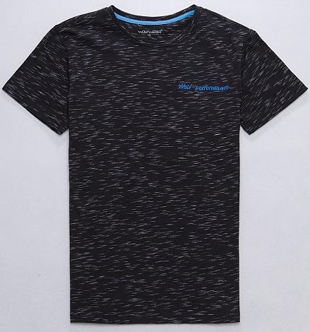 Chlapecké melírované tričko WOLF, vel.164