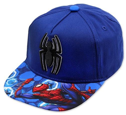 Chlapecká kšiltovka HIP HOP Spiderman, vel.56