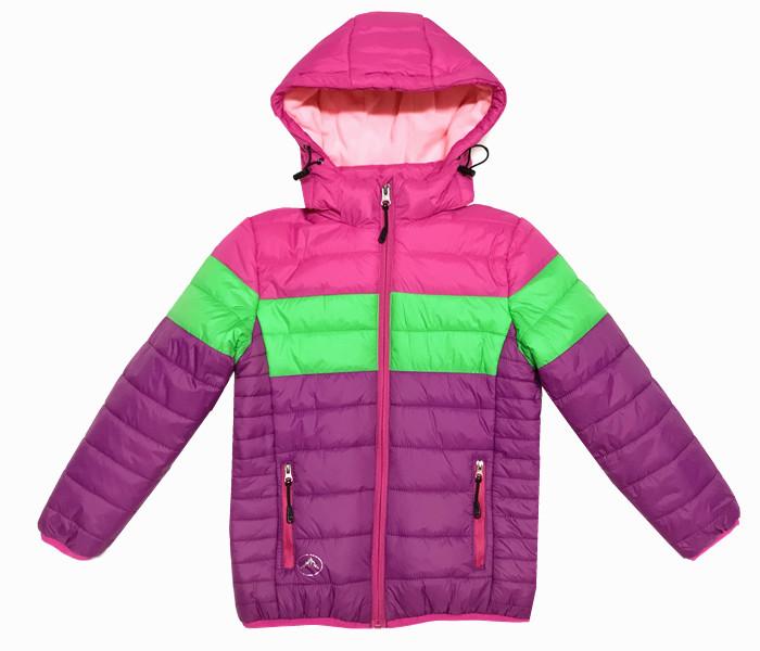 Dívčí zimní bunda KUGO, vel.128