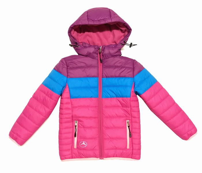 Dívčí zimní bunda KUGO, vel.122