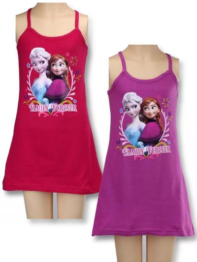 Dívčí šaty Frozen (fialové), vel.110
