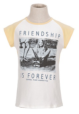 Dívčí tričko WOLF, vel.128