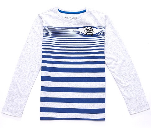 Chlapecké tričko WOLF, vel.128