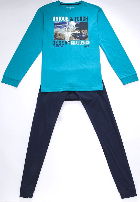Chlapecké pyžamo WOLF, vel.170