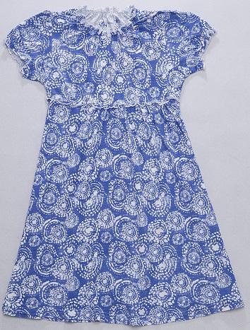 Dívčí šaty WOLF, vel.110