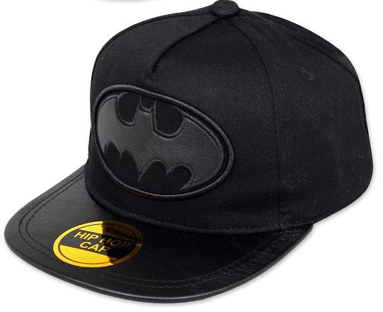 Chlapecká kšiltovka HIP HOP BATMAN, vel.54