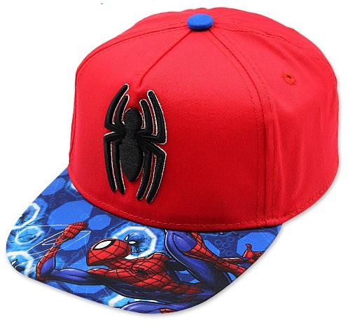 Chlapecká kšiltovka HIP HOP Spiderman, vel.54