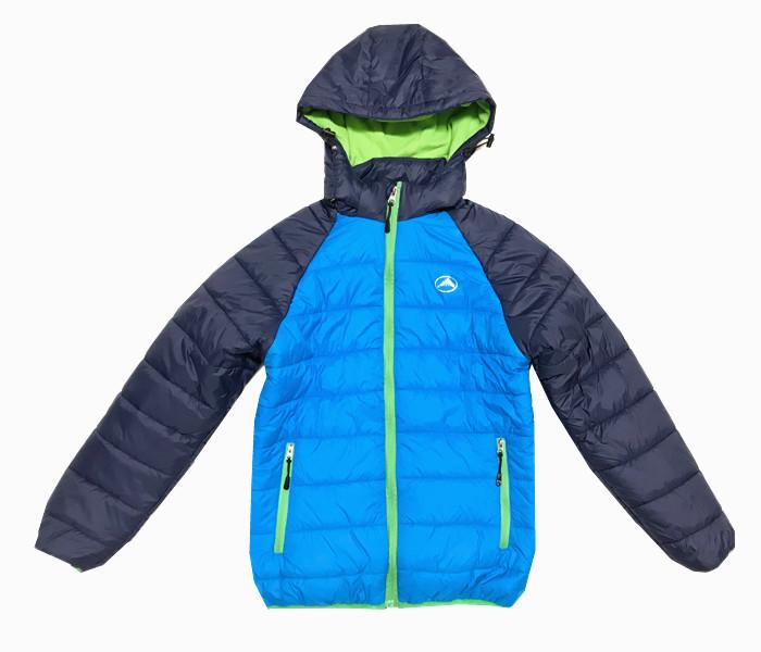 Chlapecká zimní bunda KUGO, vel.134