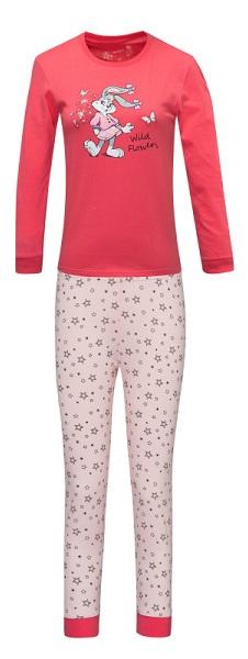 Dívčí pyžamo s králíčkem WOLF, vel.110