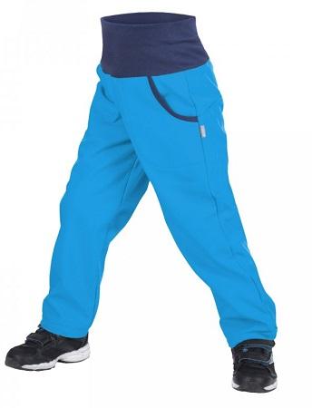 Softshellové zateplené kalhoty UNUO, vel.122/128