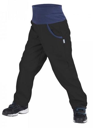Softshellové zateplené kalhoty UNUO, vel.128/134