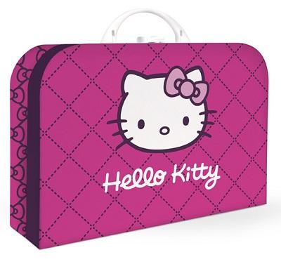 Fotografie Kufr Hello Kitty velký kufřík