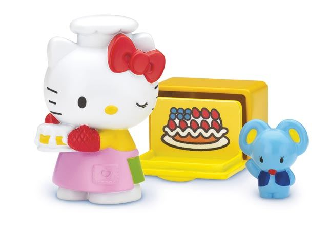 Figurka Hello Kitty kuchařka