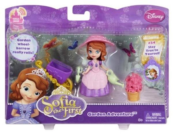 Fotografie Mattel Princezna Sofie s příslušenstvím