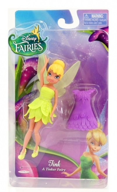 Disney Fairies Zvonilka a šaty