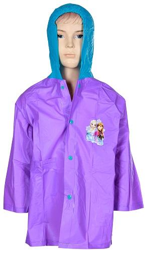 Dívčí pláštěnka Frozen, vel.140